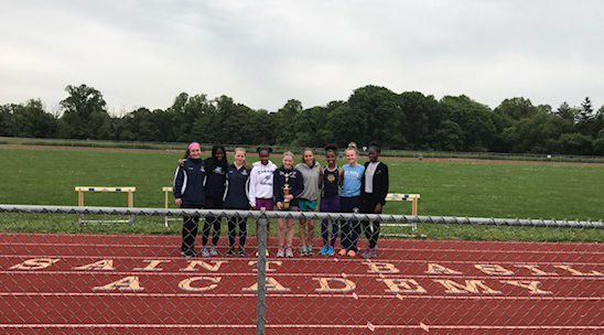 Track & Field win District One Championship