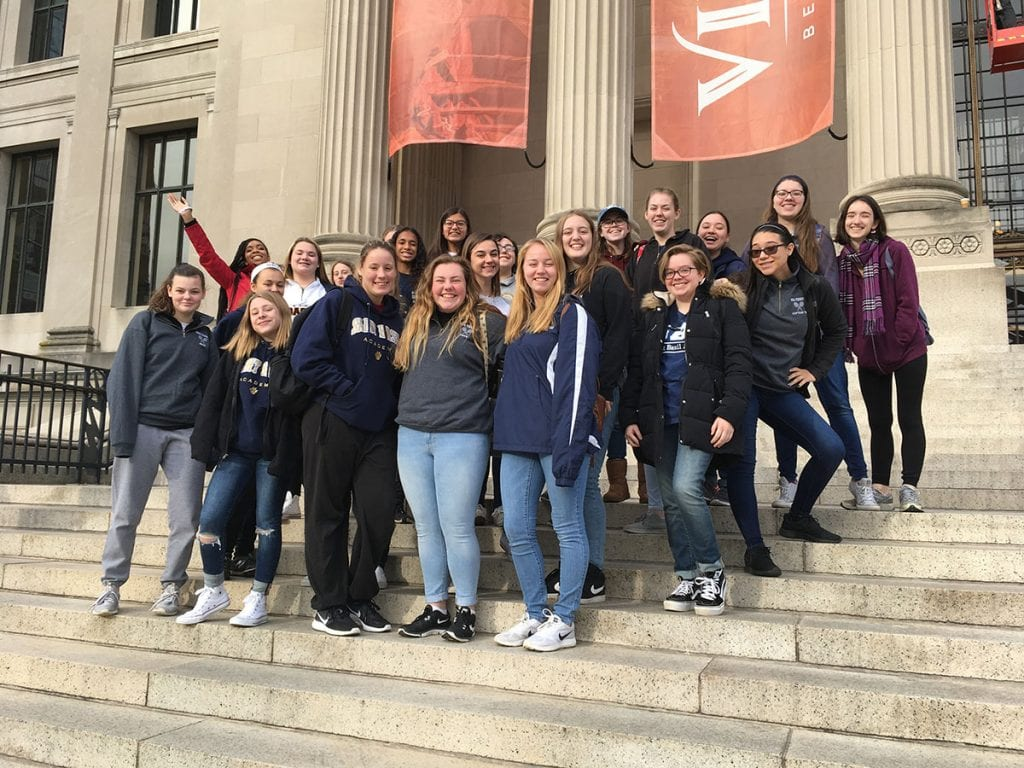 History Club Field Trip to Philadelphia